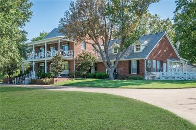 Aubrey Single Family Home For Sale: 7968 W Zackery Road W