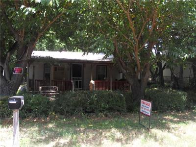 Fort Worth Single Family Home Active Contingent: 609 Fay Boulevard