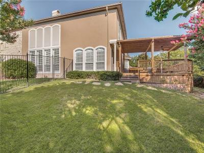 Irving Townhouse For Sale: 4225 Castle Rock Court
