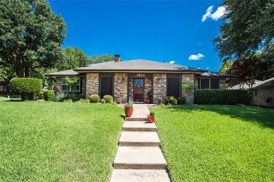 Plano Single Family Home For Sale: 1803 Macao Place