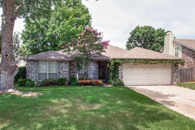 Grapevine Residential Lease For Lease: 2046 Willowood Drive