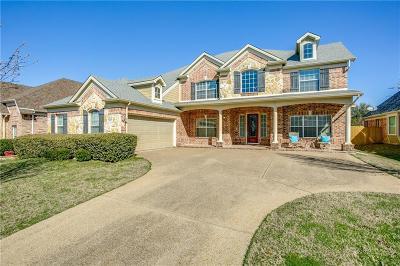 Single Family Home For Sale: 5317 Saint Croix Court