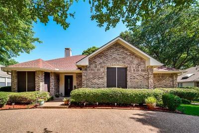 Single Family Home For Sale: 4111 Seabury Drive