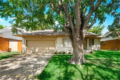 Single Family Home For Sale: 10848 Channel Drive