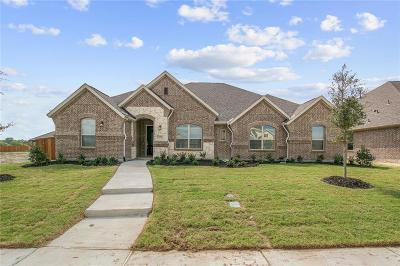 Rockwall Single Family Home Active Option Contract: 420 Centenary Lane