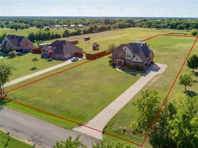 Royse City Single Family Home For Sale: 9968 County Road 2422