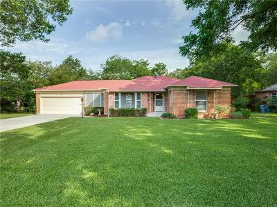 Dallas Single Family Home For Sale: 9239 Forest Hills Boulevard