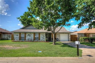 Royse City Single Family Home For Sale: 824 Loganwood Drive