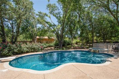 Weatherford Single Family Home For Sale: 102 Rockridge Court