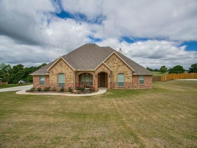 Azle Single Family Home For Sale: 116 Briar Meadows Circle