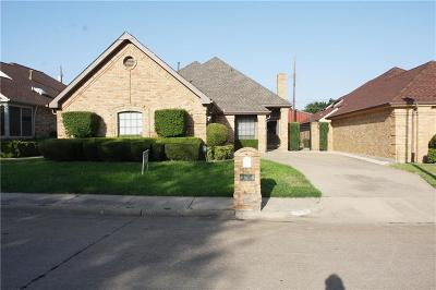 Irving Single Family Home For Sale: 600 Shalamar Place