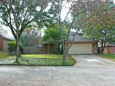 Mckinney Single Family Home For Sale: 113 Forest Lane
