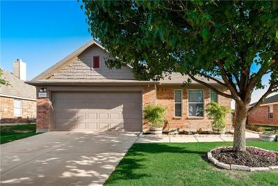 Single Family Home Active Option Contract: 13700 Trail Break Drive