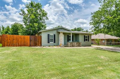 Aledo Single Family Home Active Option Contract: 121 James Street