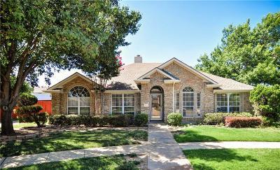 McKinney Single Family Home For Sale: 4817 Sunflower Drive