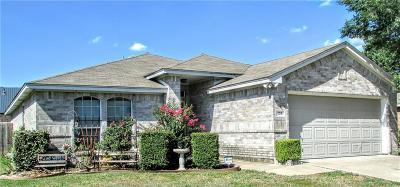 Crandall Single Family Home For Sale: 106 Rio Grande Drive