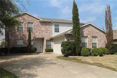 Rowlett Single Family Home For Sale: 8113 Lake Haven Drive