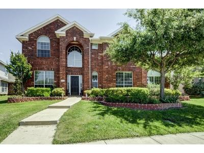 McKinney Single Family Home For Sale: 5709 Oldham Drive