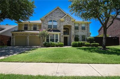 Frisco Single Family Home For Sale: 4149 Plantation Lane