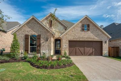 Carrollton Single Family Home For Sale: 4536 Sir Craig Drive