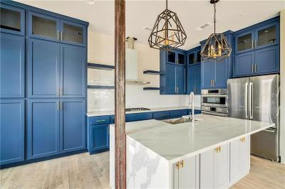 Fort Worth Townhouse For Sale: 2512 Galvez