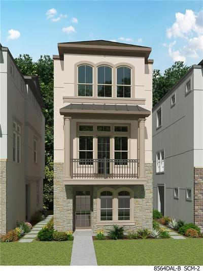 Dallas Single Family Home For Sale: 5175 Brickellia Drive