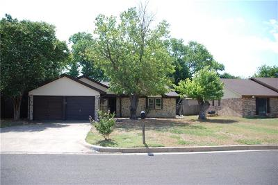 Fort Worth Single Family Home For Sale: 7021 Misty Meadow Drive S