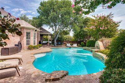 Aledo Single Family Home Active Option Contract: 135 Bluff