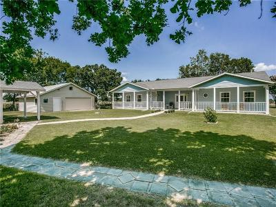 Kaufman Single Family Home For Sale: 16280 County Road 109