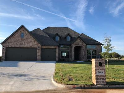 Sherman Single Family Home For Sale: 2600 Calgary Drive