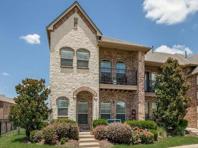 Carrollton Townhouse For Sale: 4285 Indian Run Drive