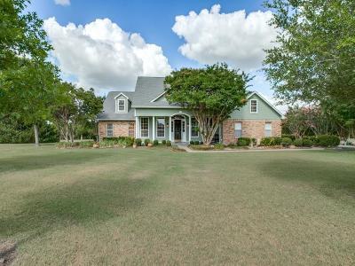 Waxahachie Single Family Home For Sale: 1020 Woodridge Road