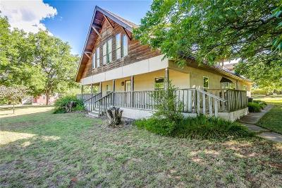 Cleburne Single Family Home For Sale: 4144 County Road 417a