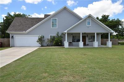 Royse City Single Family Home For Sale: 121 S Houston Street