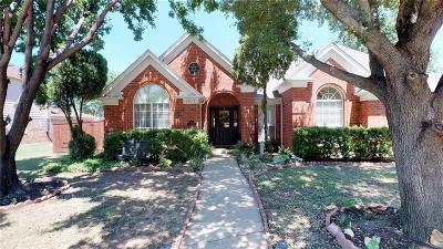 Lewisville Single Family Home For Sale: 1917 Sunrise Trail