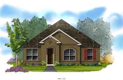 Arlington Single Family Home For Sale: 4515 Meadow Hawk Drive