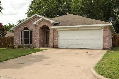 Weatherford Single Family Home For Sale: 321 Sweetwater Drive