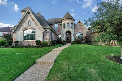 Prosper Single Family Home Active Option Contract: 182 Springbrook Drive