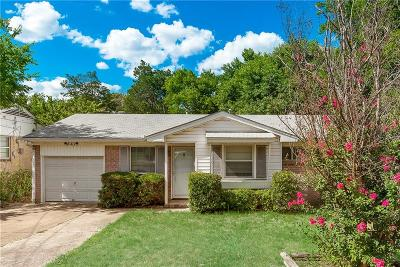 Duncanville Single Family Home For Sale: 547 Sun Valley Drive