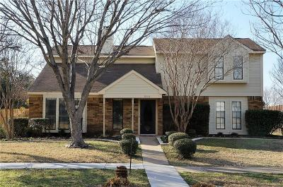 Coppell Residential Lease For Lease: 946 Redcedar Way Drive