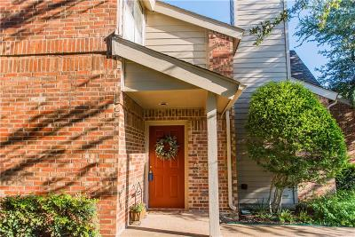 Carrollton Townhouse For Sale: 2522 Stanford Court