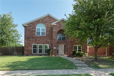McKinney Single Family Home For Sale: 5612 Flowerwood Lane
