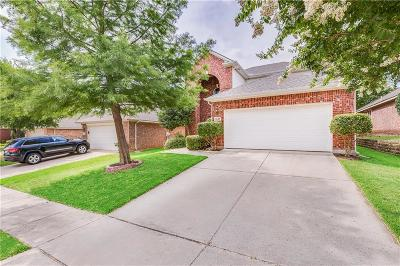 Bedford Single Family Home For Sale: 3628 Silverio Trail