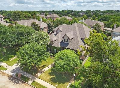Flower Mound Single Family Home Active Option Contract: 2628 Pasadena Place