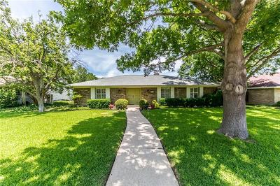 Richardson Single Family Home Active Option Contract: 314 Ridgewood Drive