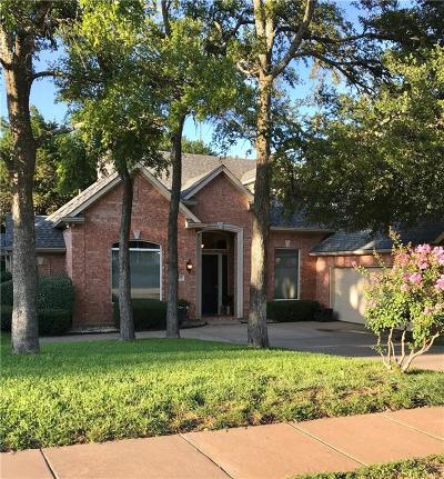 Flower Mound Single Family Home For Sale: 4912 Remington Park Drive