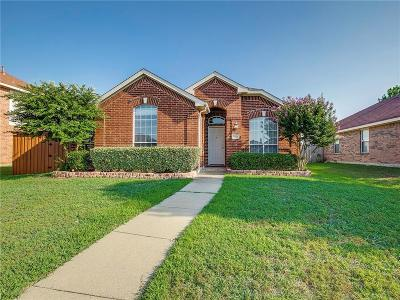 Mesquite Single Family Home For Sale: 3312 Aqueduct Court