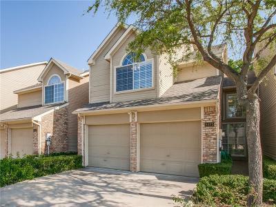 Dallas Townhouse For Sale: 8425 Towneship Lane