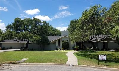 Dallas Single Family Home For Sale: 6191 Preston Haven Drive