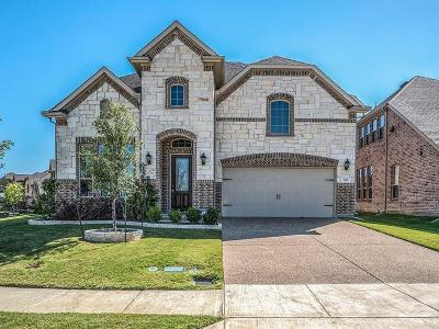 Lewisville Single Family Home For Sale: 320 Prairie Hill Trail